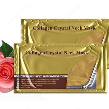24K Gold Collagen Neck Mask Spa Treatment-JJ's Jems