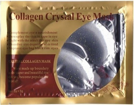 24k Gold Powder Collagen Eye Mask Treatment-JJ's Jems