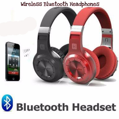 Bludeio Bluetooth Headphones-JJ's Jems