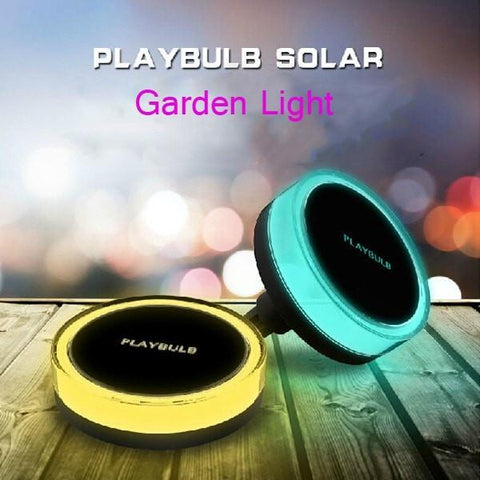 Bluetooth Intelligent LED Solar Garden Light-JJ's Jems