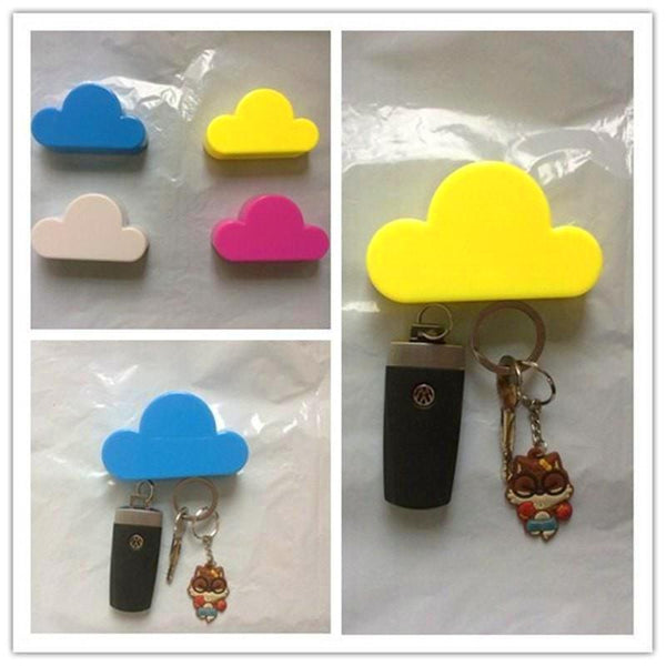 Cloud Shaped Magnetic Key Holder-JJ's Jems