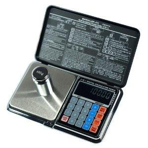 Portable Multi Function Digital Jewellery Scales-JJ's Jems