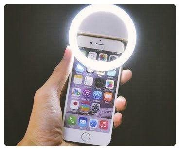 Selfie ring light for your smartphone-JJ's Jems