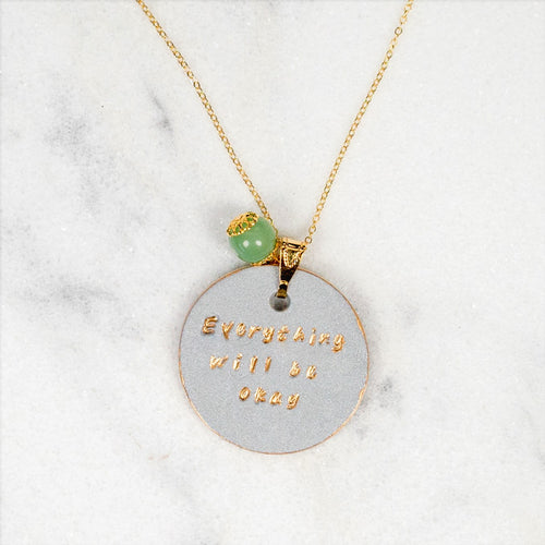 Exhale - Everything Will Be Okay - Aventurine