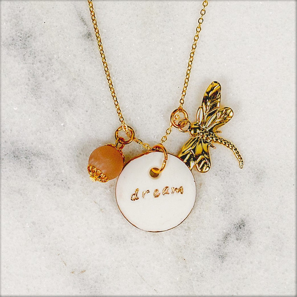 Dream - Moonstone - Dragonfly