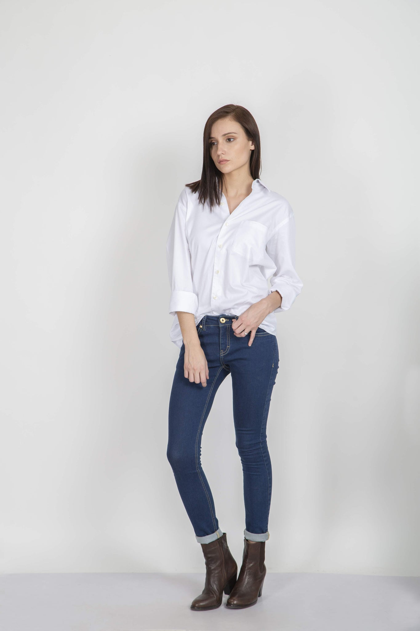 COMFORT MID-RISE IN SLIM