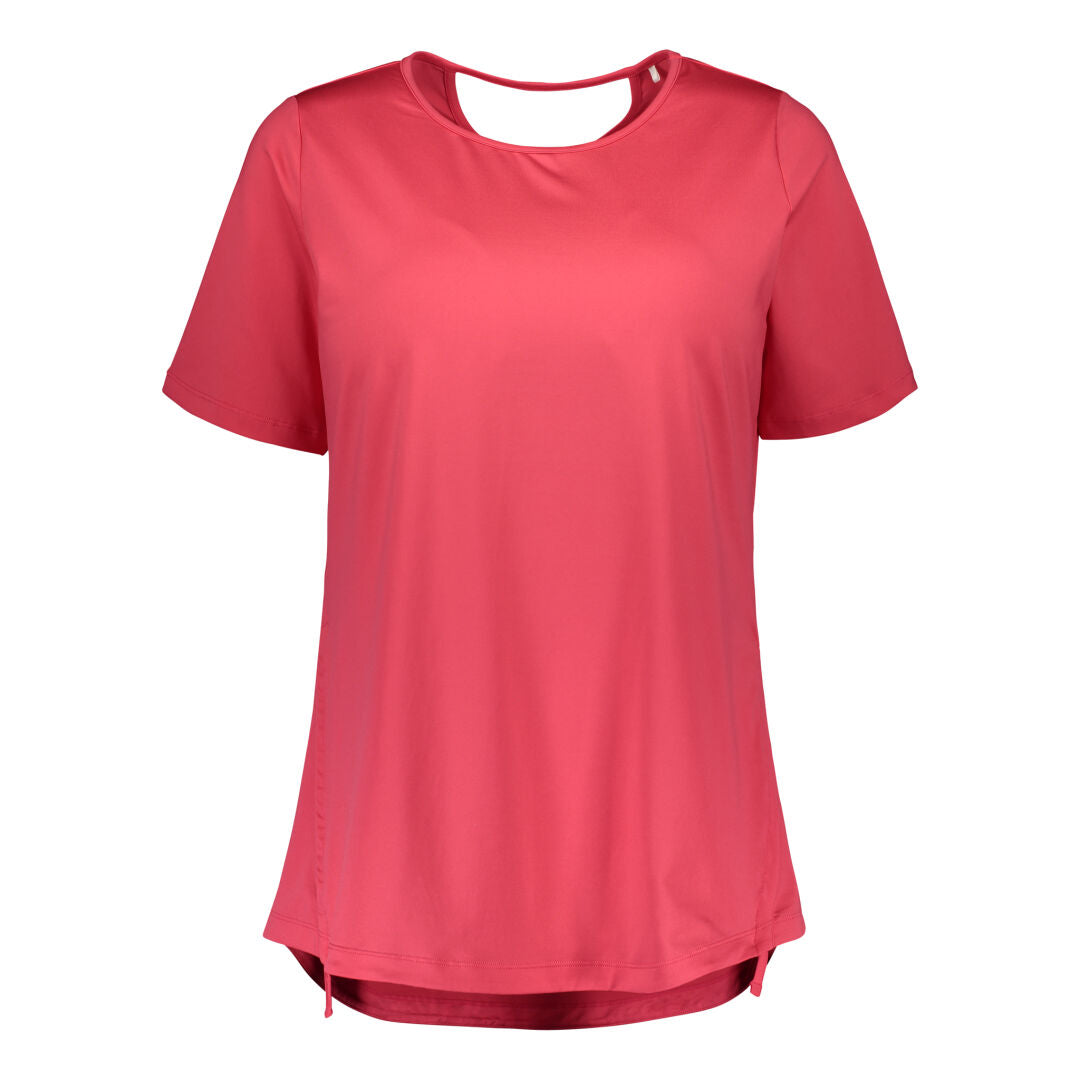Raiski Talila Women's Top Red