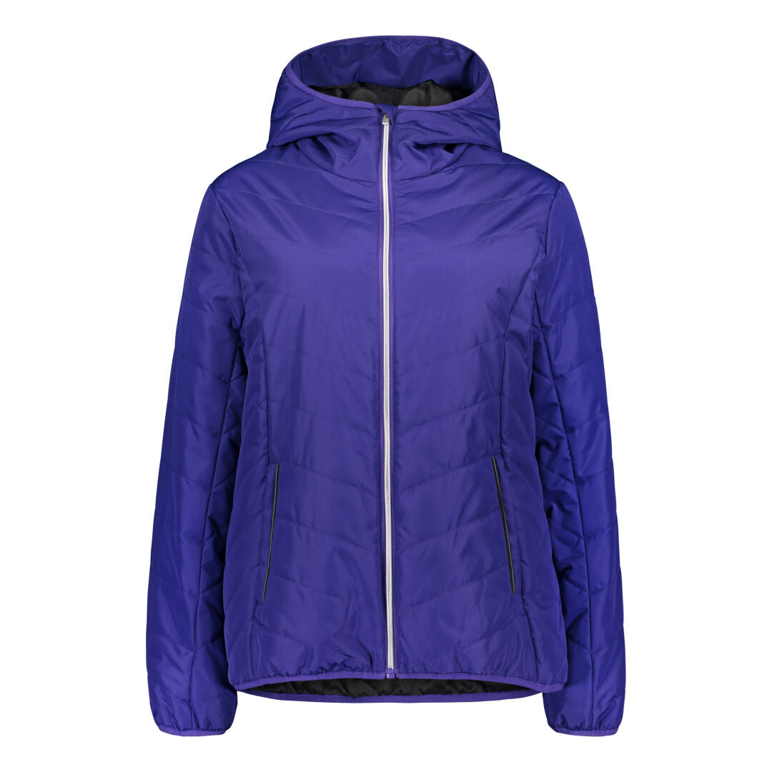 Raiski Seljo Women's Padded Jacket Purple
