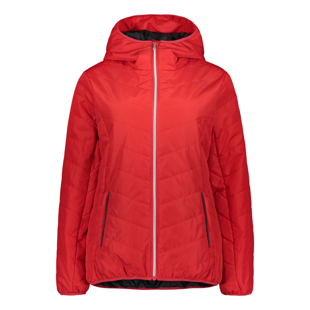 Raiski Seljo Women's Padded Jacket Red