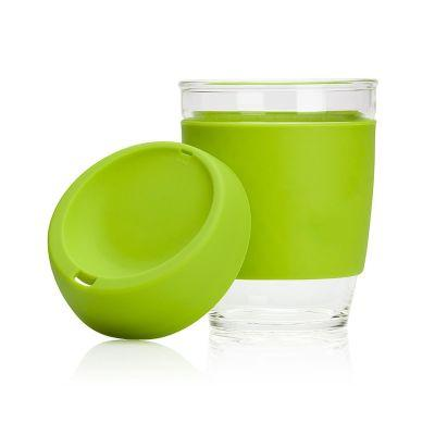 Barista Reusable Glass Cup