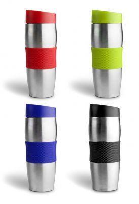 Grip & Go Stainless Steel Tumbler