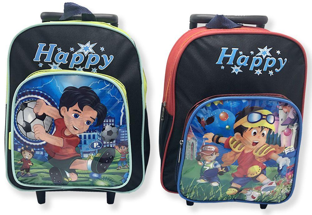 Happy Kids Trolley Backpack - [product_type]