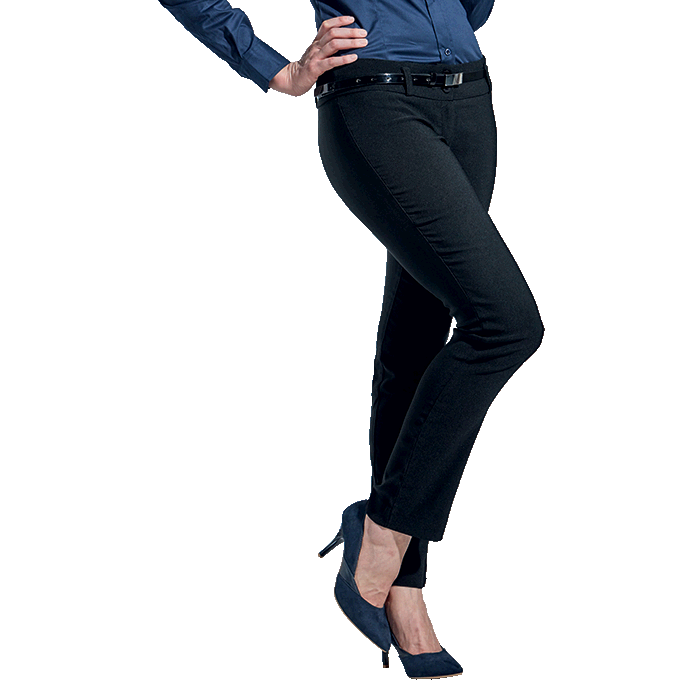 Ladies Tailor Stretch Pants - [product_type]