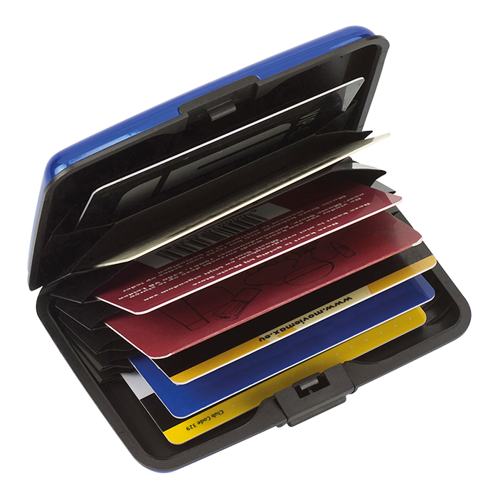 Aluminium Credit Card and Business Card Case - [product_type]