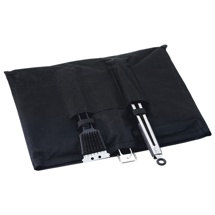 3 Piece Braai Set With Carry Bag