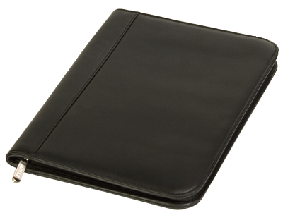 Corporate A4 Zip Around Folder - [product_type]