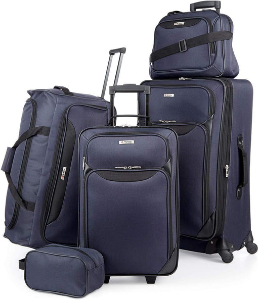 Tag Springfield III 5 Piece Luggage Set 🤩