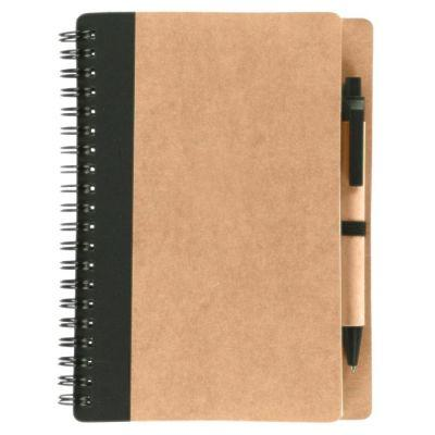 Eco Notebook with Eco Pen - [product_type]