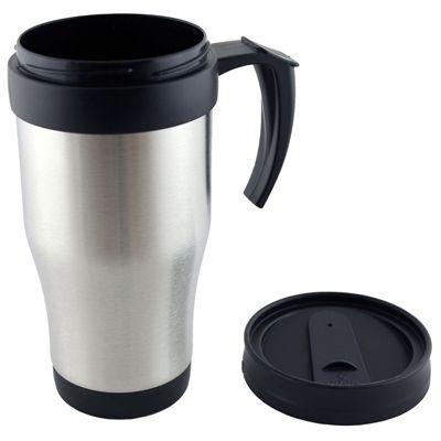 400ml Stainless Steel Travel Mug - [product_type]