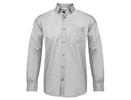 Mens Long Sleeve Viscount Shirt