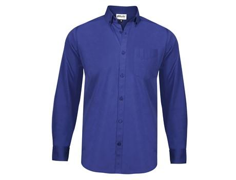 Mens Long Sleeve Viscount Shirt - [product_type]