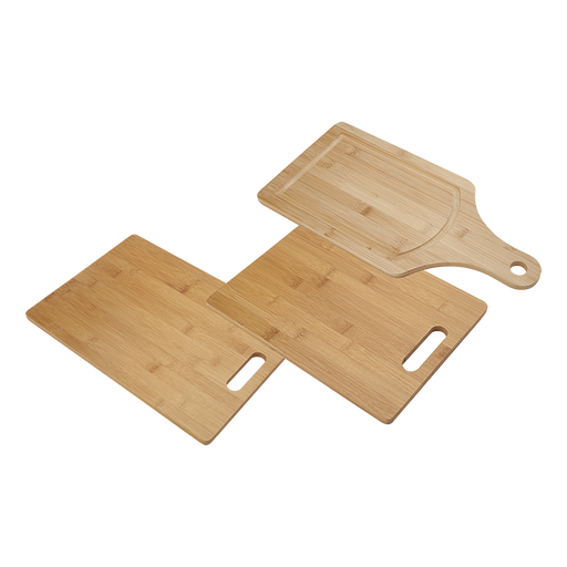 3pc Bamboo Cutting Board