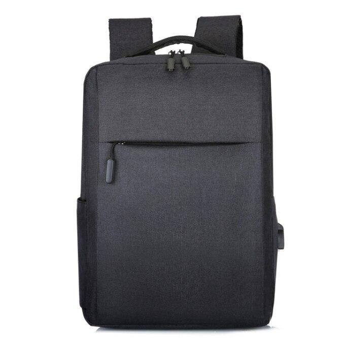 Refined - Laptop Backpack USB Charging Port Slim Travel Backpack