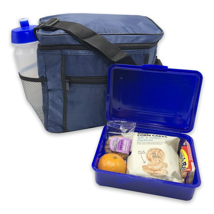 Snack Combo - Lunchbox - Waterbottle - Cooler Bag