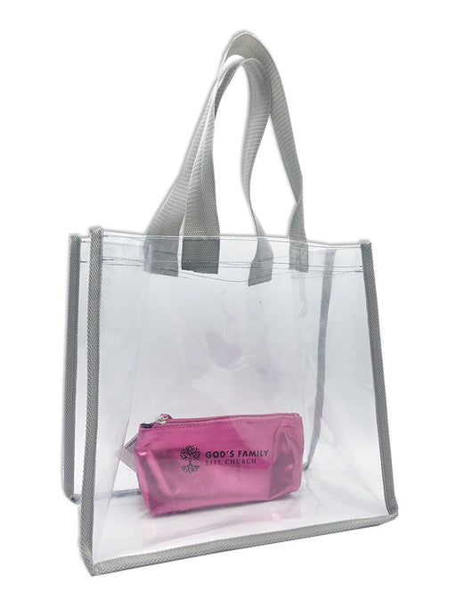 PVC Shopper Bag - [product_type]