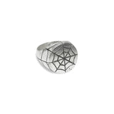 Web Signet Ring
