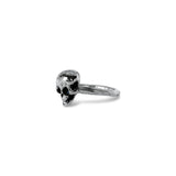 Skull ring - simple U.S SIZE 6 Aus SIZE M