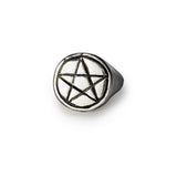 PENTACLE SIGNET RING