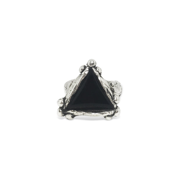 Hendrix Onyx Ring