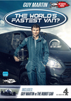 Guy Martin's The World's Fastest Van? DVD