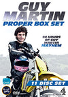 Guy Martin's Proper Box Set DVD