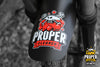 Proper Cleaner Mountain Bike Front Fender - Red