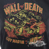 Guy Martin Original Ladies Wall of Death T Shirt