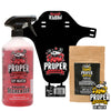 Degreaser Bundle Deal! Starter Pack and Red Mountain Bike Fender!! SAVE £3!