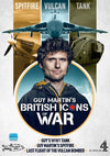 Guy Martin's British Icons of War Boxset (Vulcan, Spitfire, Tank) DVD