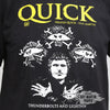 Guy Martin 'Proper Quick!' Lady's T Shirt Black!