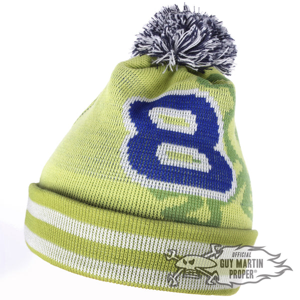 Guy Martin Oily Guy Small Bobble Hats - 3 colours available