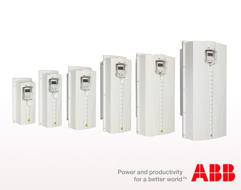 ACH550 HVAC Drives IP21