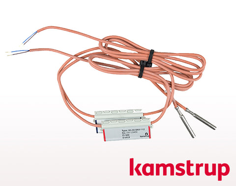 Temperature Sensors with 10mtr cable, ø 5.8 mm