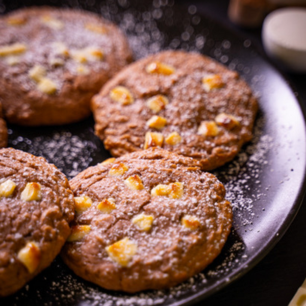 Rezept: Soft Bean Cookies