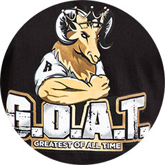G.O.A.T. Stringer | Black