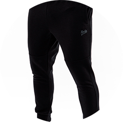 Performance Pants in schwarz