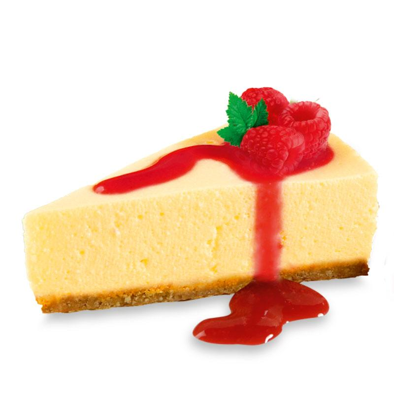 Rockalicious | Raspberry Cheesecake