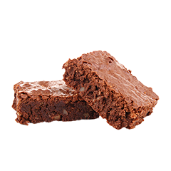 Schoko-Brownies