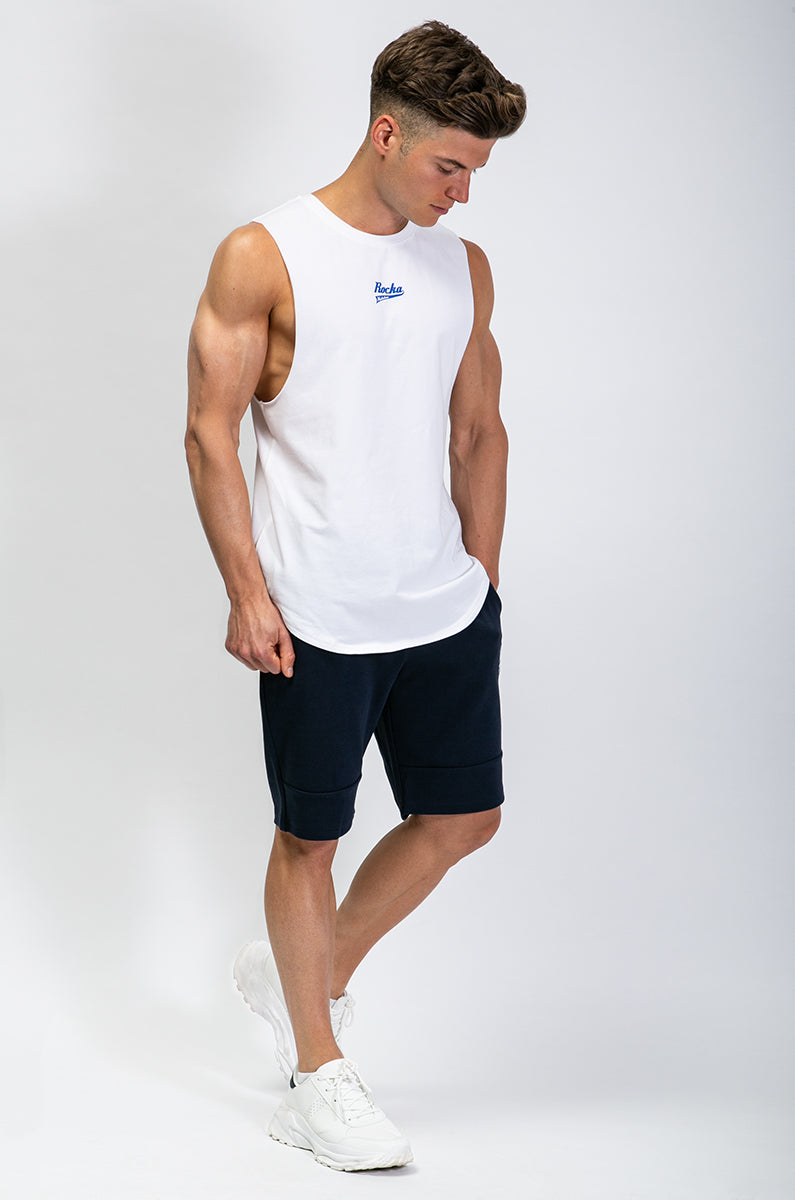 Sleeveless Shirt | White