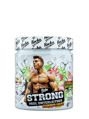 Strong | Strawberry Apple Drops